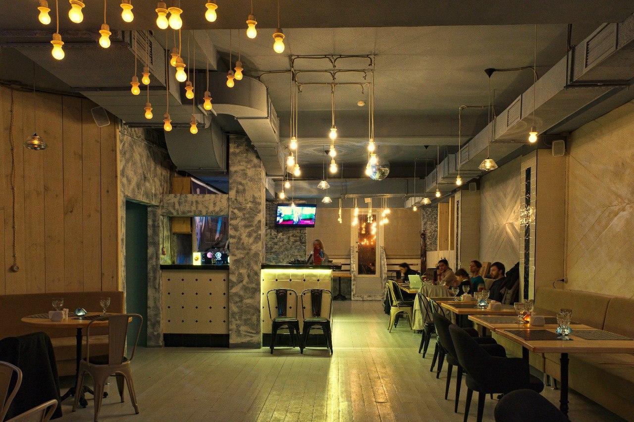 Кафе Жили-были в Беляево фото 4