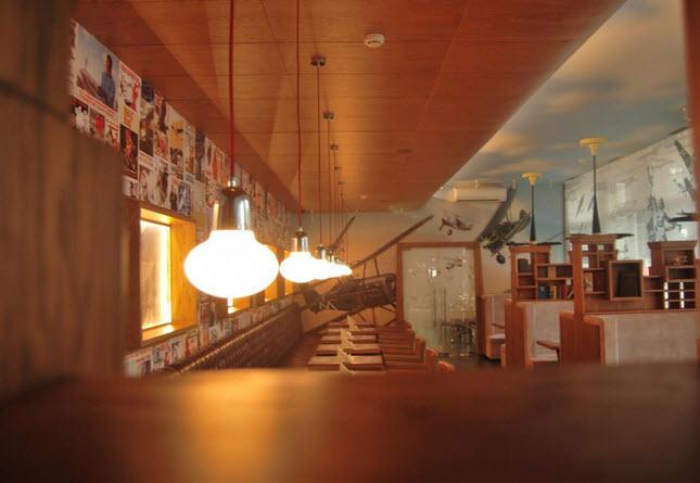 Ресторан Небесный тихоход (Тихоход небесный) фото 6