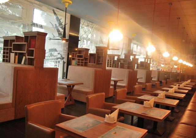 Ресторан Небесный тихоход (Тихоход небесный) фото