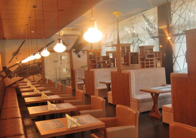 Ресторан Небесный тихоход (Тихоход небесный) фото 2