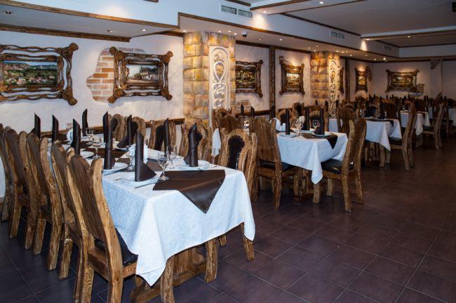 Грузинский Ресторан Мимино на Новослободской фото 2