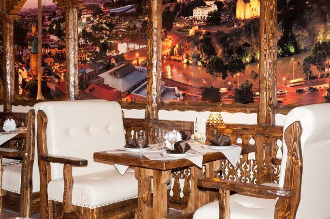 Грузинский Ресторан Мимино на Новослободской фото 9