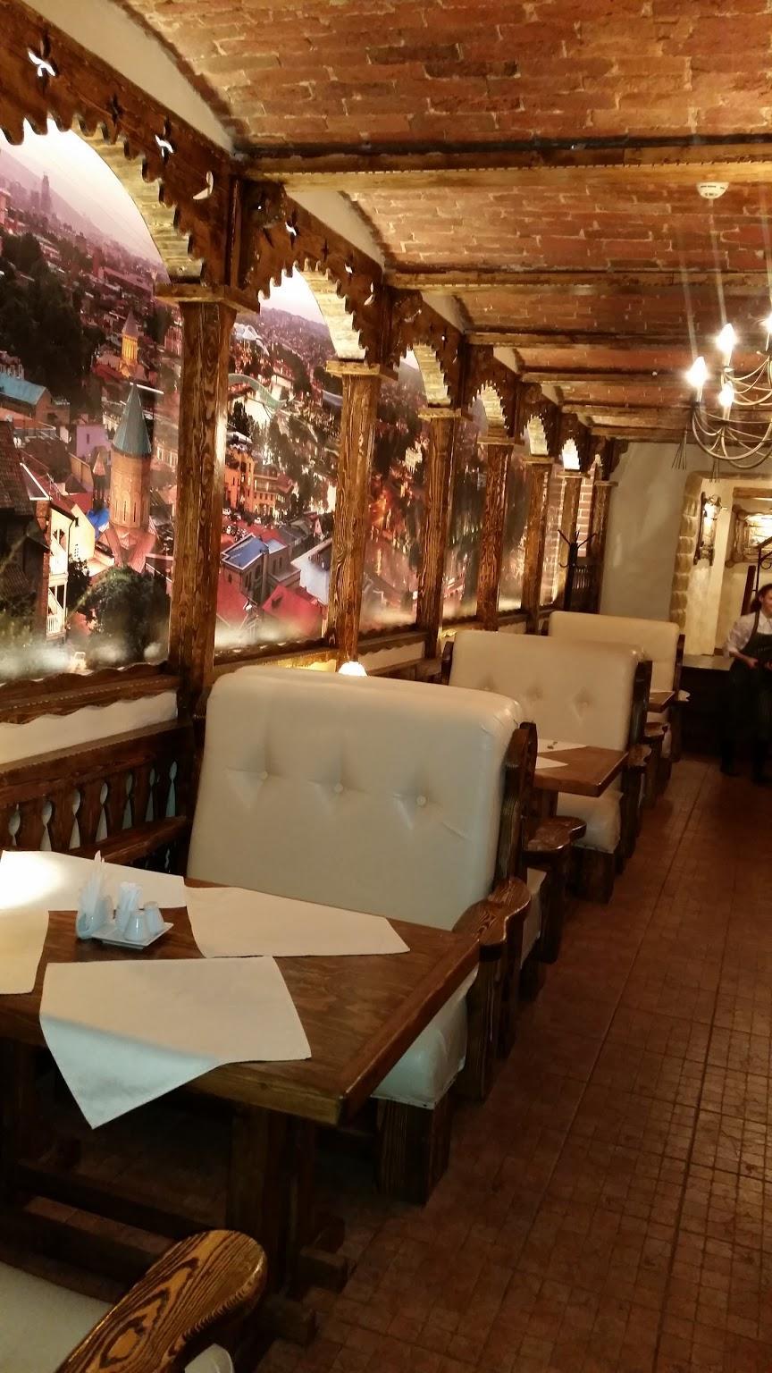 Грузинский Ресторан Мимино на Новослободской фото 4