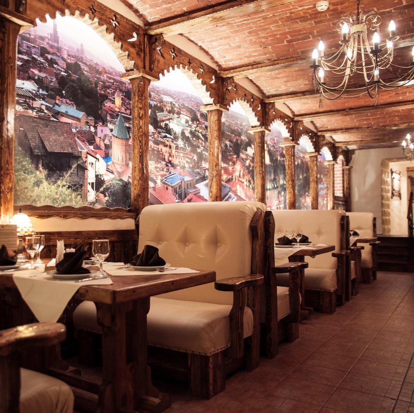 Грузинский Ресторан Мимино на Новослободской фото 5