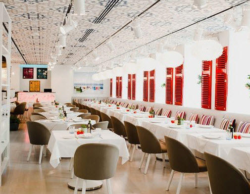 Греческий Ресторан Семирамис на Петровке (Semiramis) фото 16