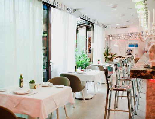 Греческий Ресторан Семирамис на Петровке (Semiramis) фото 8