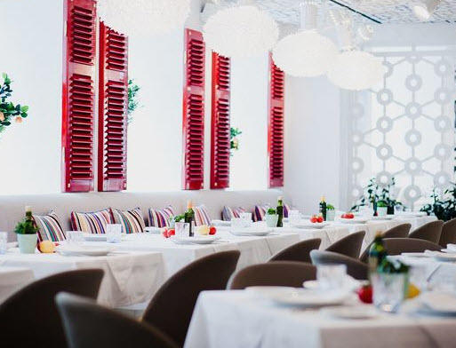 Греческий Ресторан Семирамис на Петровке (Semiramis) фото 6