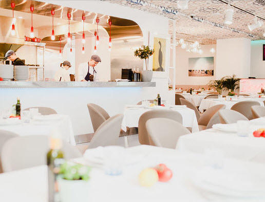 Греческий Ресторан Семирамис на Петровке (Semiramis) фото 15