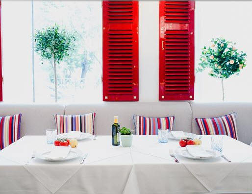 Греческий Ресторан Семирамис на Петровке (Semiramis) фото 12