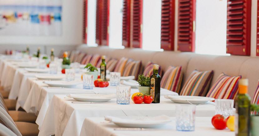 Греческий Ресторан Семирамис на Петровке (Semiramis) фото 10