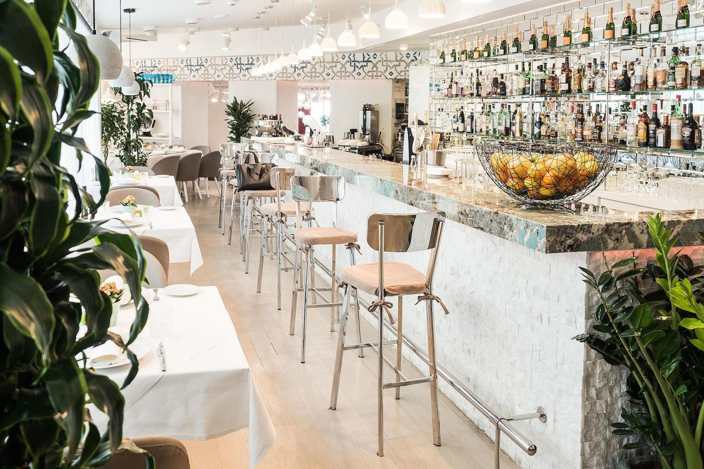 Греческий Ресторан Семирамис на Петровке (Semiramis) фото 4