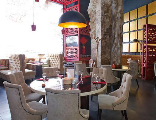 Китайский Ресторан Чайна Клуб на Университете фото
