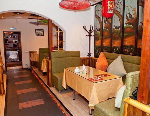 Китайский Ресторан Чайна Клуб на Университете фото 5