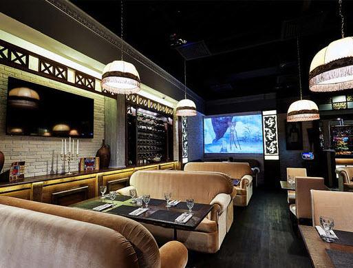 Грузинский Ресторан Хинкальная Lounge фото