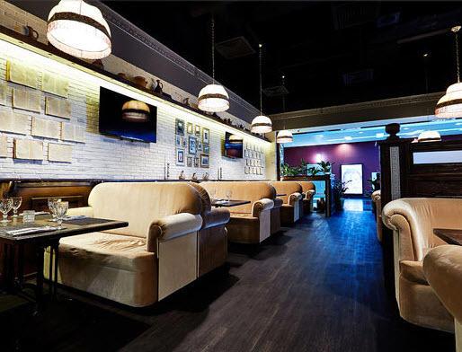 Грузинский Ресторан Хинкальная Lounge фото 5