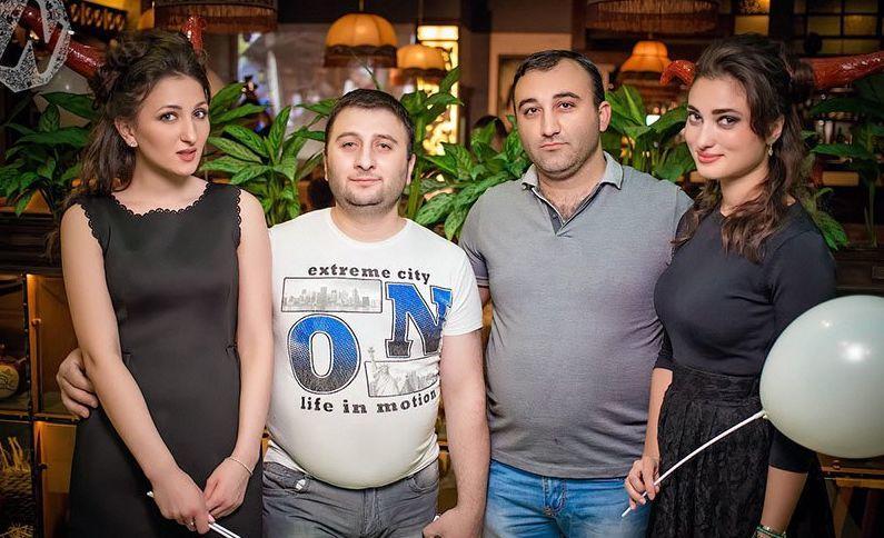 Грузинский Ресторан Хинкальная Lounge фото 18