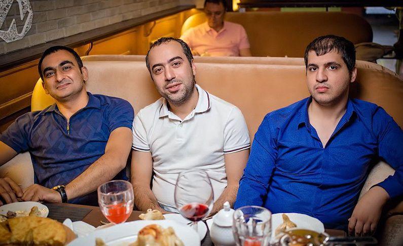 Грузинский Ресторан Хинкальная Lounge фото 22