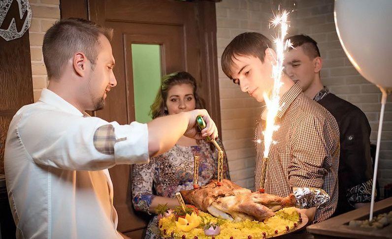 Грузинский Ресторан Хинкальная Lounge фото 26