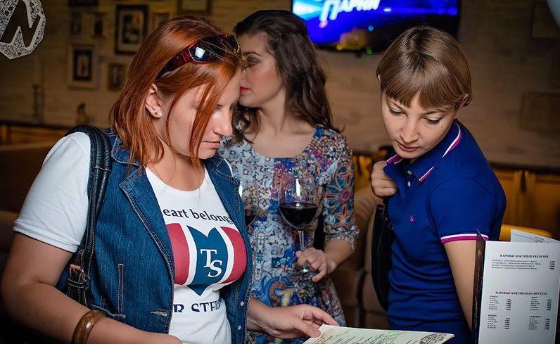 Грузинский Ресторан Хинкальная Lounge фото 27