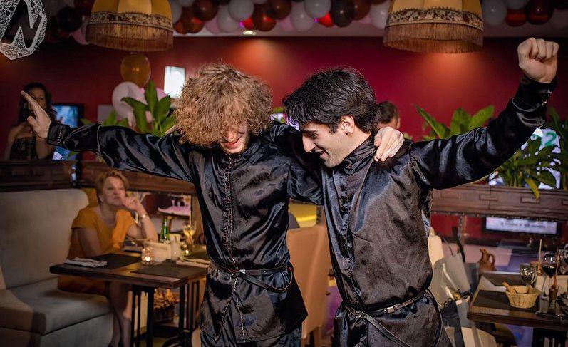 Грузинский Ресторан Хинкальная Lounge фото 29