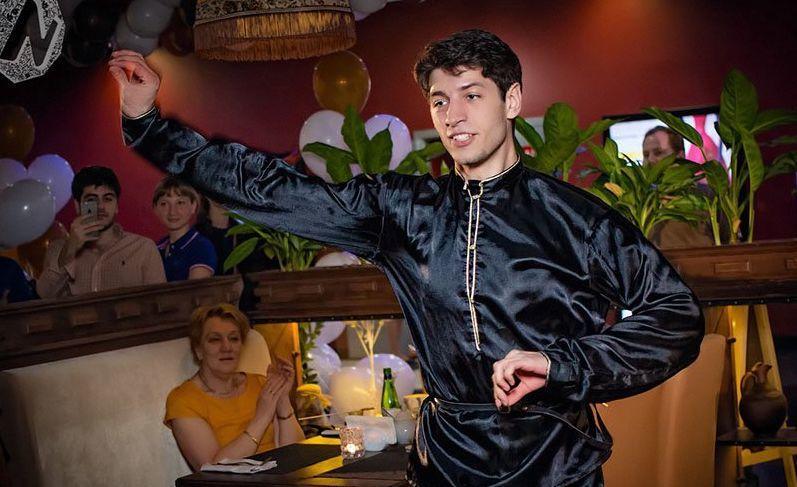 Грузинский Ресторан Хинкальная Lounge фото 32