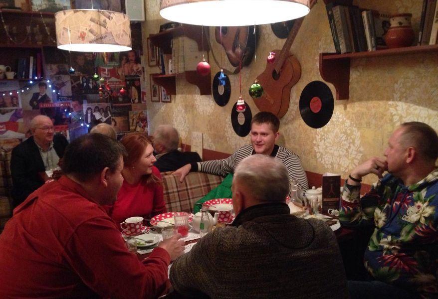 Вареничная №1 на Белорусской фото 31