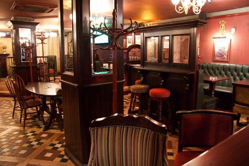 Паб Punch & Judy Pub на Сретенке (Punch & Judy) фото 9