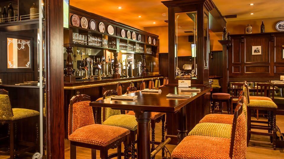 Паб Punch & Judy Pub на Сретенке (Punch & Judy) фото 8