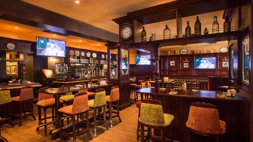 Паб Punch & Judy Pub на Сретенке (Punch & Judy) фото 4