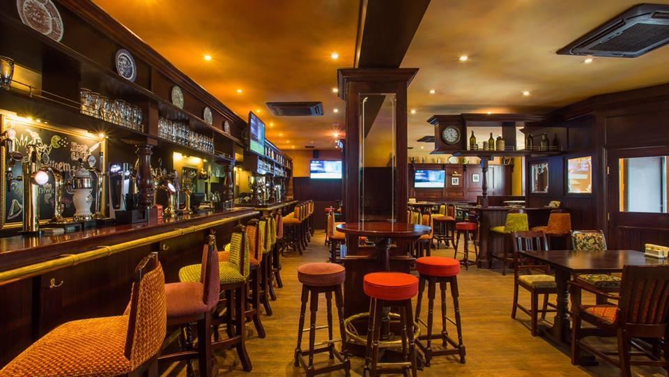 Паб Punch & Judy Pub на Сретенке (Punch & Judy) фото