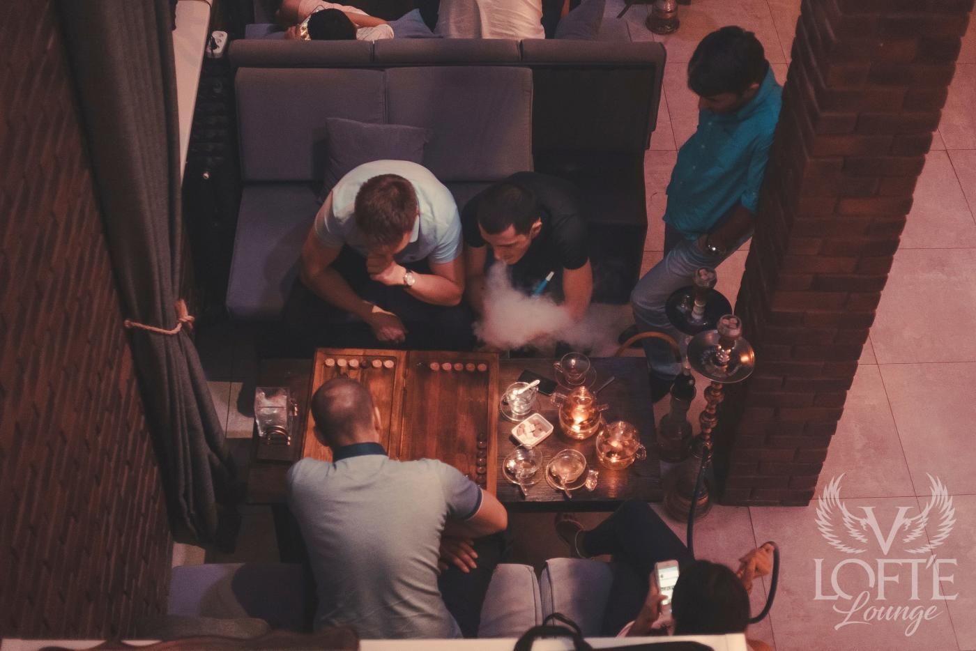 Кальянная V lofte на Молодежной (Прошлое название МосКальян) фото 19