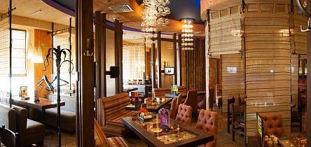 Суши-бар Нияма на Новокузнецкой (Нияма) фото 1