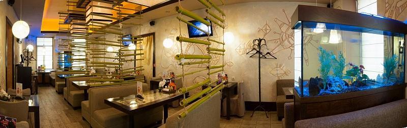 Суши-бар Нияма на Новокузнецкой (Нияма) фото 7