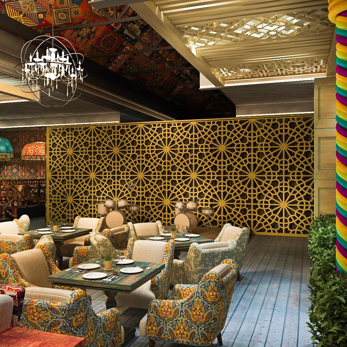 Ресторан Сухофрукты (Чайхана Сухофрукты) фото 9