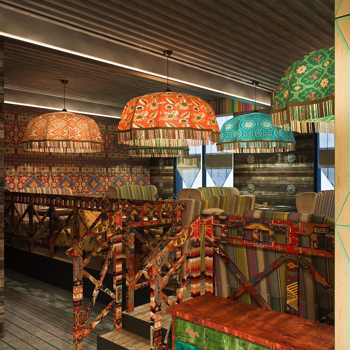 Ресторан Сухофрукты (Чайхана Сухофрукты) фото 8