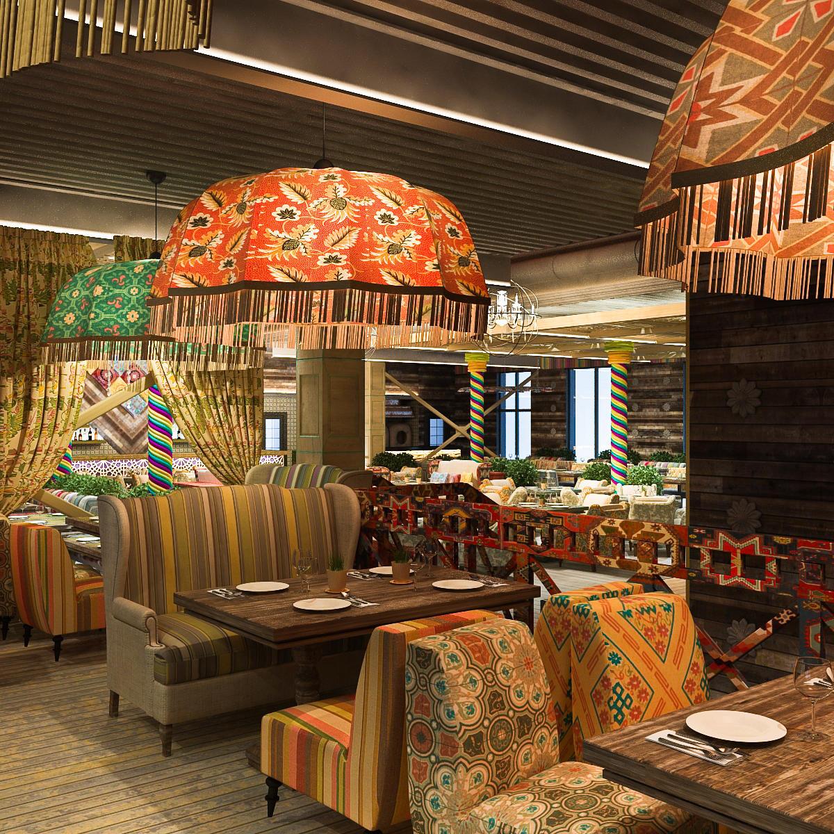 Ресторан Сухофрукты (Чайхана Сухофрукты) фото 6