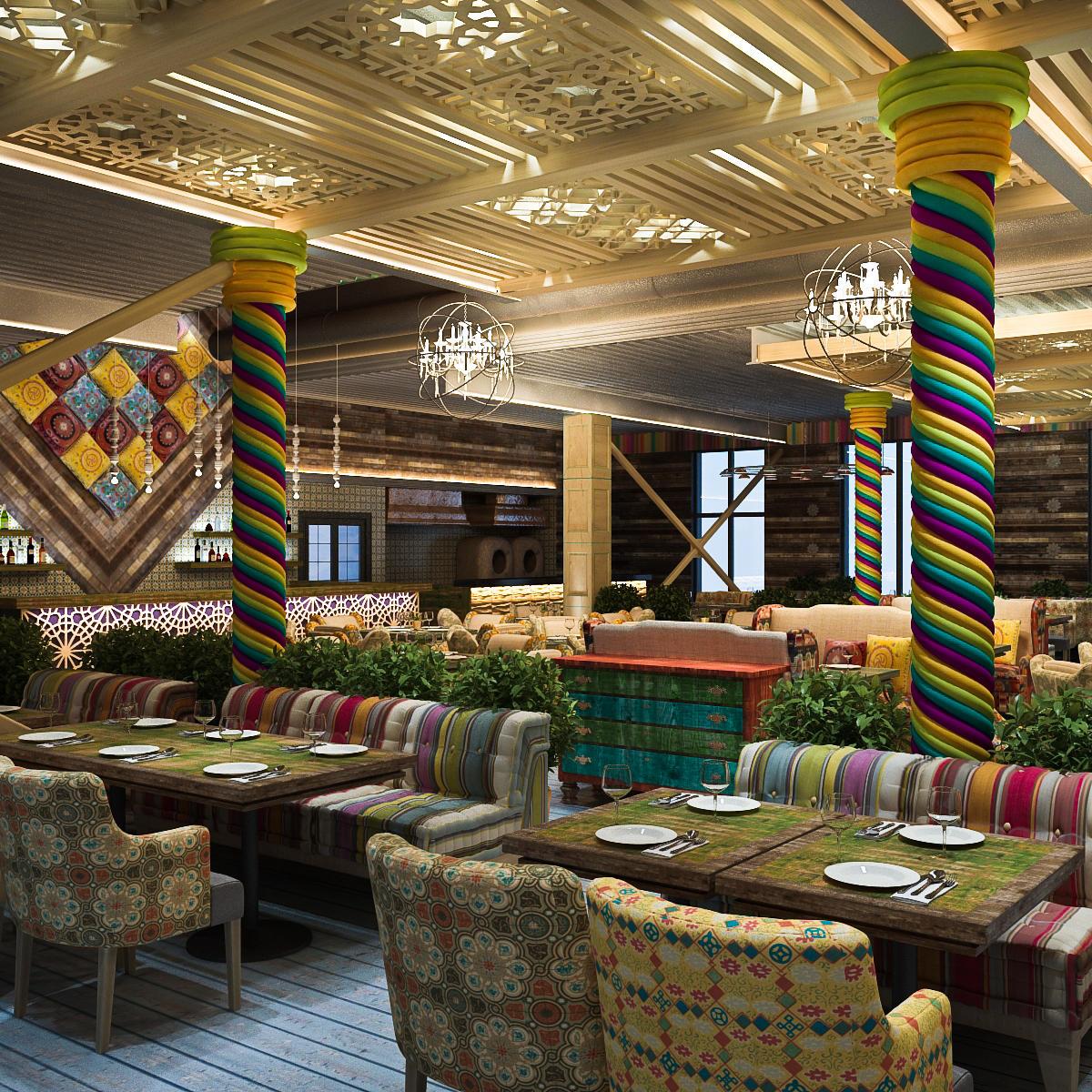 Ресторан Сухофрукты (Чайхана Сухофрукты) фото 2