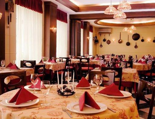 Итальянский Ресторан Osteria Da Cicco на Проспекте Мира фото 1