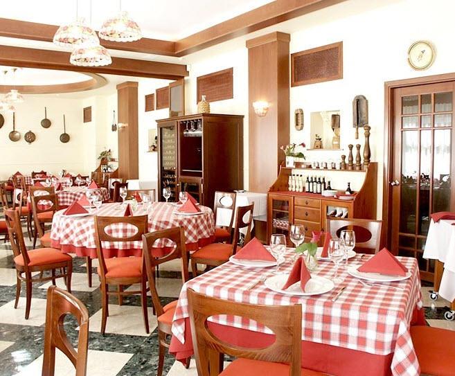 Итальянский Ресторан Osteria Da Cicco на Проспекте Мира фото 3
