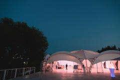 Банкетная площадка Шатер Белый Парус Пироговское Водохранилище (White Sail) фото 11