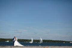 Банкетная площадка Шатер Белый Парус Пироговское Водохранилище (White Sail) фото 38