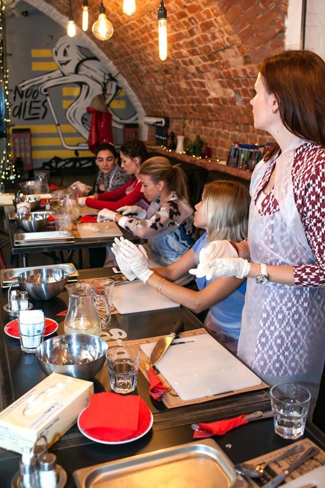 Кафе Big Bite Cafe на Большой Никитской (Биг Байт Кафе) фото 28