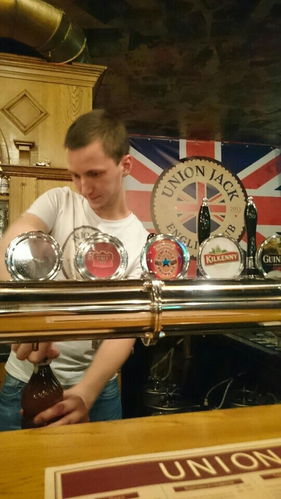Английский Паб Union Jack на Потаповском фото 4