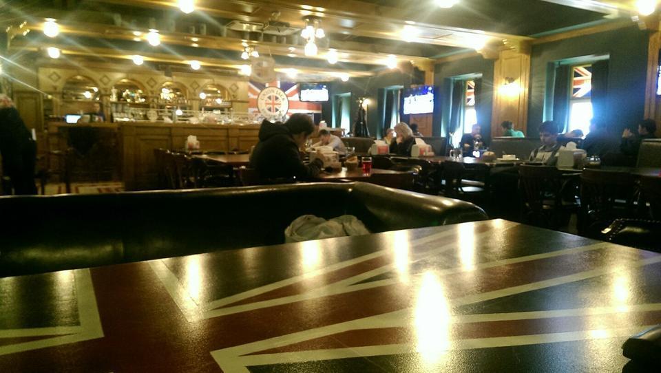 Английский Паб Union Jack на Потаповском фото 1