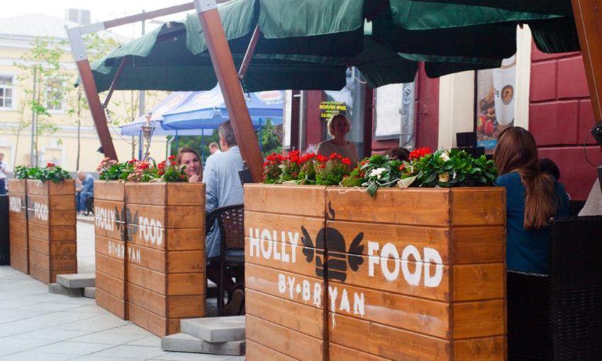 Ресторан Holly Food (ХоллиФуд) фото 29