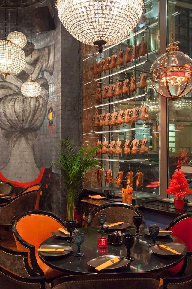 Китайский Ресторан Мандарин. Лапша и Утки фото 9