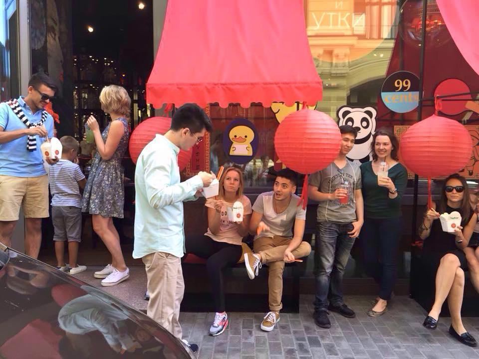 Китайский Ресторан Мандарин. Лапша и Утки фото 50