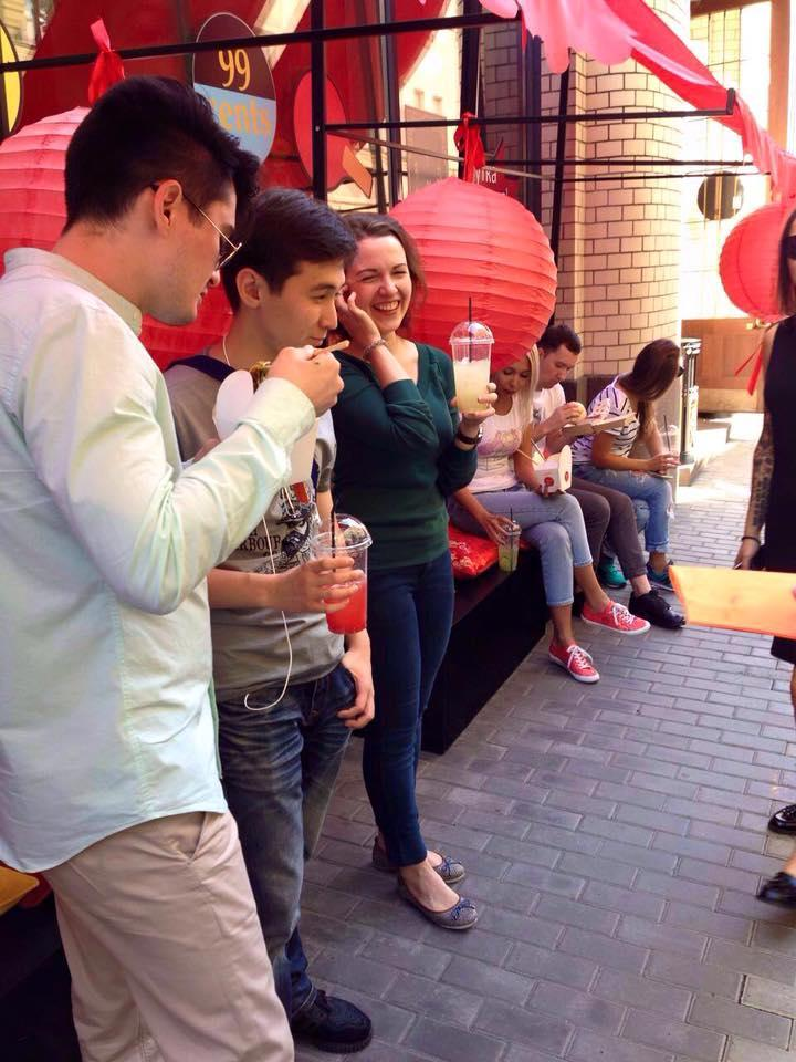 Китайский Ресторан Мандарин. Лапша и Утки фото 51
