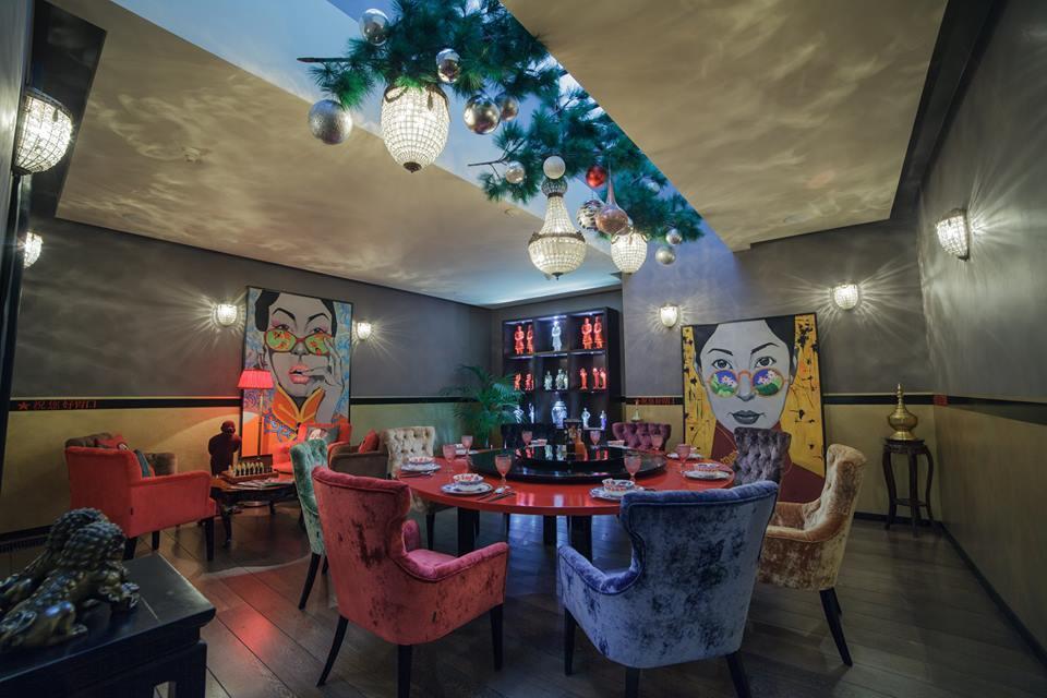 Ресторан Китайская грамота в Барвихе (Рублевка) фото 10