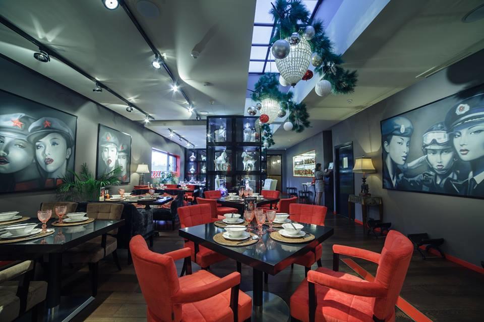 Ресторан Китайская грамота в Барвихе (Рублевка) фото 12
